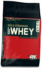 Optimum Nutrition 100% Whey Gold 10lbs 4540g Gold Standard Protein Bodybuilding