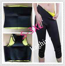 1Pcs Women Newest Hot Neoprene Slimming Waist Belt Body Shaper Pants Yoga Vest