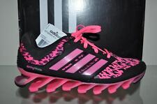 adidas Springblade Drive C77559 Womens Running Shoes Black/Pink NIB SEE SIZES 🔥