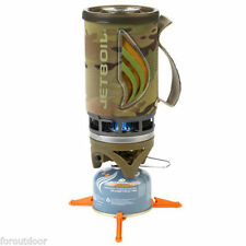 JETBOIL FLASH PERSONAL COOKING SYSTEM - steps up from the Zip