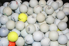 50 Practice Grade Golf Balls - Cheap Lake Balls Practice - FREE UK DELIVERY*