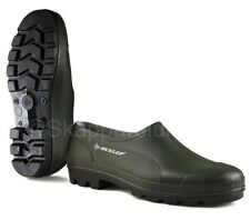 Waterproof Rain Gardening Shoes Clogs Garden Dunlop Green Rubber Summer Wellies