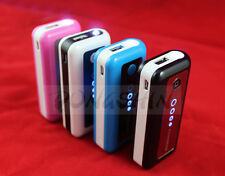 5600mAh Portable USB Rechargable Charger Power Bank for Samsung S6 S4 Note 4 2