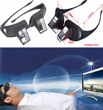 S/M/L Periscope LayDown Horizontal Prism Bed Spectacles Watch Read Lazy glasses
