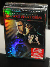 Blade Runner - The Complete Collector's Edition (DVD) 4-Disc Set! Ridley Scott,