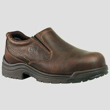 Mens Timberland PRO TiTAN Alloy Safety Toe Slip On Work Shoes Size 7-15 53534230
