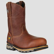 Timberland Men PRO AG Boss Alloy Safety Toe Pull-On Work Boot Size 7-15 1054A214
