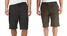 CRAGHOPPERS KIWI MENS LONG SHORTS BLACK PEPPER OR BARK CMJ228 IDEAL TRAVEL