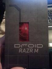 Motorola Droid RAZR M - 8GB - Black (Verizon) Smartphone