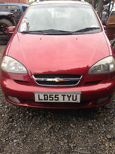 Chevrolet Tacuma 1.6 SX BREAKING FOR SPARES AND REPAIRS
