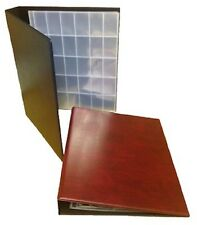 Extra Large Album for Cigarette & Trade Cards with 20 Leaves size 415 x 333 mm