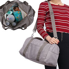 NEW Fashion Large Mummy Bag Baby Diaper Nappy Bag Casual Handbag Shoulderbag