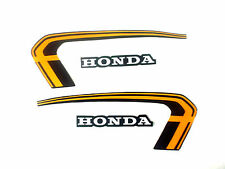 Fuel Gas Tank Honda CB100 Decals Sticker picture free shipping only one cent