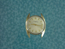 Vtg Lord Elgin electronic watch 725 movement 1962 USA made electric