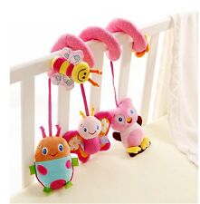 New baby spiral toys for stroller, car seat, crib