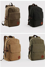 Schoolbags Korean fashion backpack bag computer bag canvas shoulder bag
