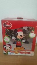 Disney - 3.5 ft. - Gemmy Christmas Airblown Inflatable - LED - Mickey Mouse