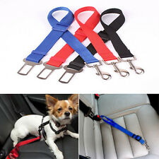1Pcs Adjustable Puppy Vehicle Car Seat Belt Harness Lead Clip Pet Cat Dog Safety