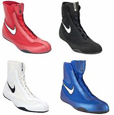 NEW NIKE MACHOMAI MID BOXING SHOES