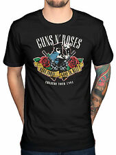 Official Guns N' Roses Here Today And Gone To Hell T-Shirt Appetite Destruction