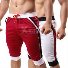 Men's Sport Shorts Running Casual Pants GYM Jogging Swimwear Trunks Trousers