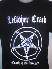 LEFTOVER CRACK SHIRT punk restarts nofx rancid crass subhumans ALL SIZES