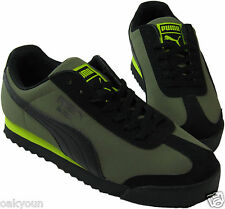 PUMA Roma SL NBK Boys Shoes. Kids Size(4, 4.5)