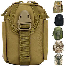 Hot 1000D CORDURA Tactical Military Waist Bag Utility MOLLE Pouch EDC Pack Pouch