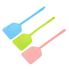 2pcs Plastic Fly Swatter Bug Mosquito Insect Wasps Killer Swat Catcher 45cm