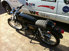 Skyteam Ace 123cc 125 Naked 125. retro. cafe racer.learner legal.