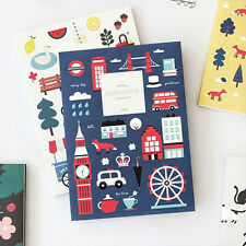 [2016 Simplanner - Simple & Light] Diary Scheduler Journal Monthly Planner_MINI