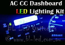 AC Climate Control LCD LED SMD Light Upgrade For Nissan Skyline R33 GTST