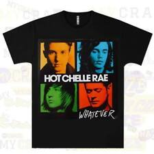 HOT CHELLE RAE Whatever Black Cotton Licensed Tour Band T-Shirt