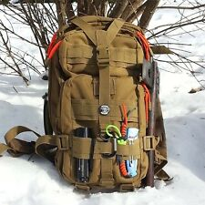 40L Molle 3 Day Assault Tactical Outdoor Military Rucksacks Backpack Camping bag