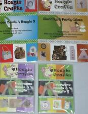 HOUGIE board books  wedding 3 or  DVD's 1or 2 YOU CHOSE price per item