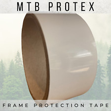 Mountain Road Bike Frame Protection Helicopter Tape 10 Free Cable Rub Patches