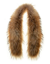 Ladies Fashion Fluffy Winter Real Fox Fur Christmas Collar Tippet Stole Shawl