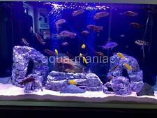 Grey Rock Stone Decoration For Fish Tank Colour to match our 3D Grey Backgrounds