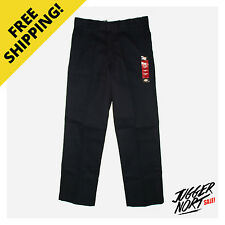 DICKIES Original 874 Work Pants Black - Authentic - FREE Postage
