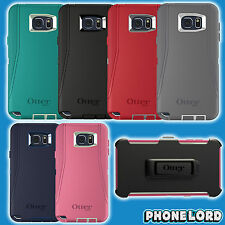 Genuine OtterBox Defender for Samsung Galaxy Note 5 tough belt clip case cover