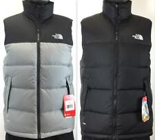 NEW MEN'S THE NORTH FACE NUPTSE VEST STYLE C760 700 FILL GOOSE DOWN