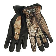 Glacier Glove Lightweight Realtree Xtra Camo Hunting Gloves - Neoprene / Nylon