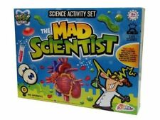 Grafix Boys Mad Scientist Science Activity Discovery Experiments Set