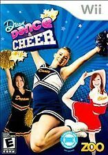 Wii  Dream Dance & Cheer - BRAND NEW AND SEALED