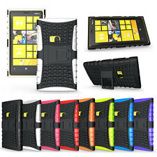 Hard Armor Nice Hybrid Shockproof Case Cover For Nokia Lumia Phone