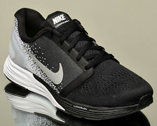 Nike Lunarglide 7 GS VII youth running run sneakers shoes NEW black grey