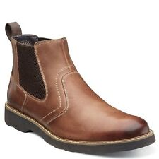 Mens Boots Brown Leather Florsheim Casey Gore Boot Brown Leather 13256-221