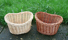 wicker bike basket wicker basket