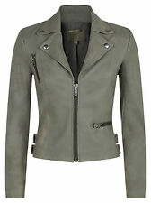 Muubaa Rengo Leather Biker Jacket. RRP $770. M0739. Various Colours & Sizes.