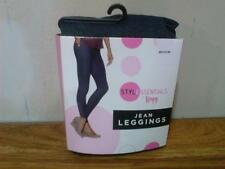 Leggs Style Essentials Jean Leggings Different Sizes NEW!